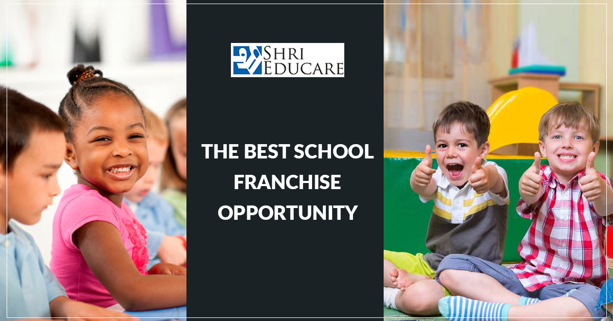 School Franchise Opportunities by Shri Educare